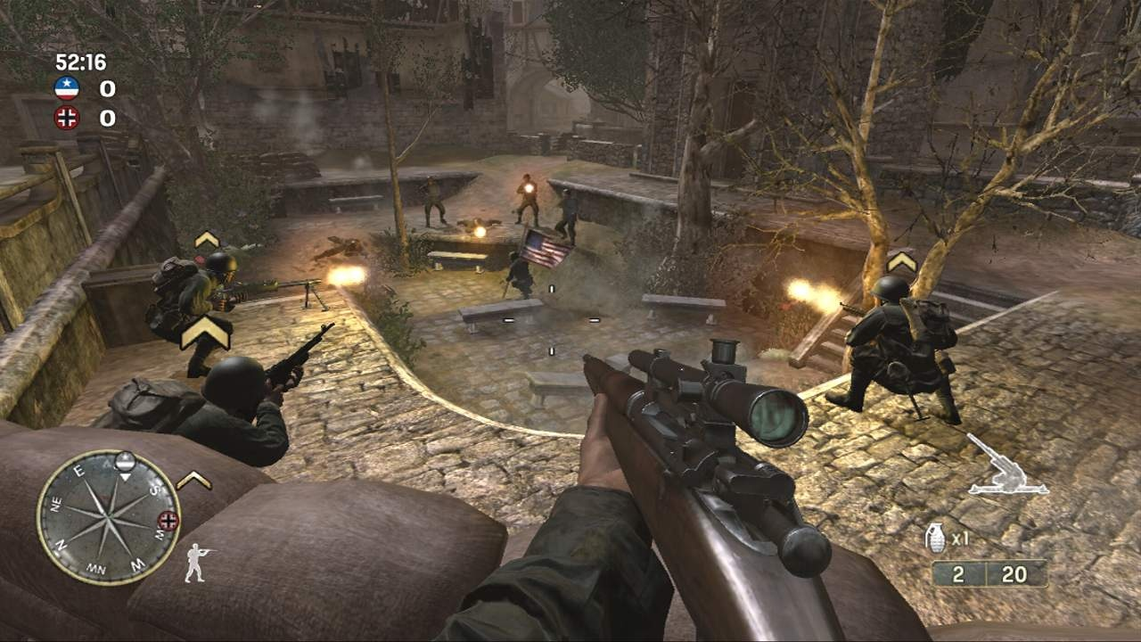 Call of duty 3 pc game | 100% working | download | 2017 youtube.