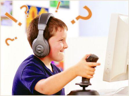 В какие игры можно играть детям