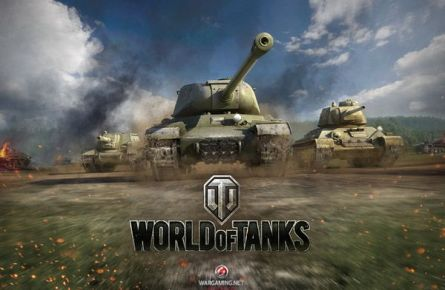 История Tanks of world