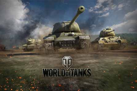 Мир World Of Tanks