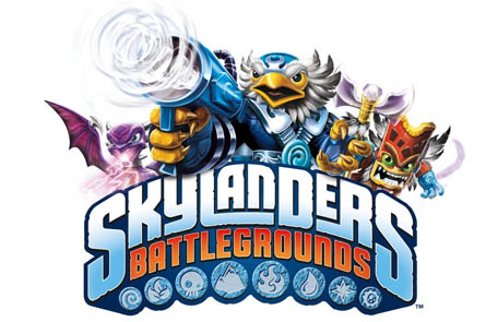 Обзор игры Skylanders Battlegrounds