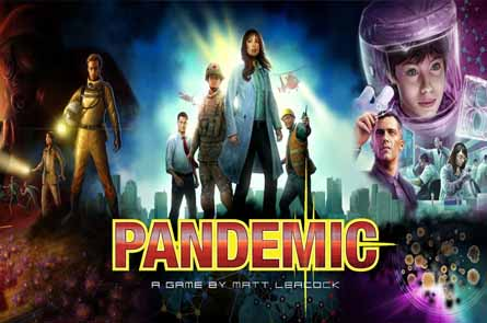 Обзор игры Pandemic: The Board Game