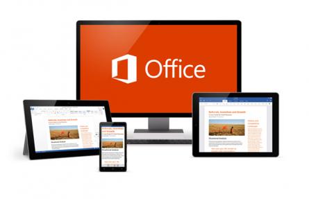 Что нового в Microsoft Office 2016?