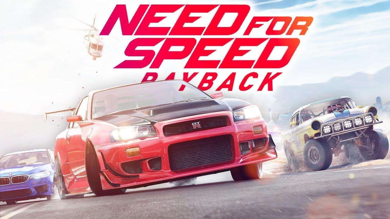 Need for Speed Payback - Игровой процесс во всей красе
