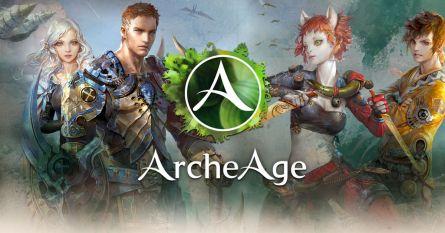 Описание игры - Archeage