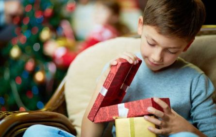Подарок на Новый год мальчику-подростку